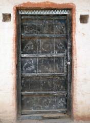 Indian Vintage Door