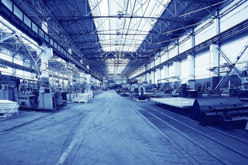 industrial plant, factory, machine, room service,