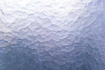 Glass texture pattern as background