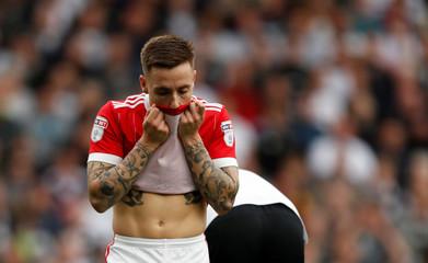 Championship - Derby County vs Nottingham Forest