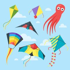 set of kites