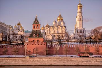 Foto op Plexiglas Berlijn Kremlin inside