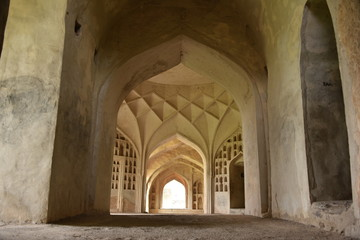 Golconda fort, Hyderabad, India Fototapete