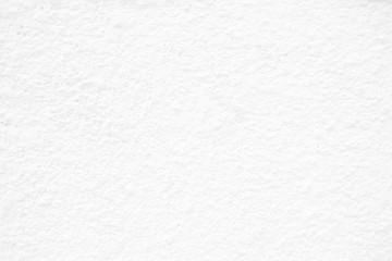 White Stucco Texture Background.