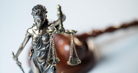 Themis in the Lawyer Office
