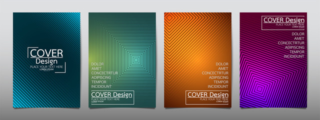 Flyer cover business brochure vector design, Leaflet advertising abstract background, Modern poster magazine layout template, Annual report for presentation.