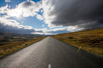 Iceland road 1
