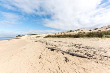 Plage de la Dune du Pyla, Bassin d'Arcachon (France)