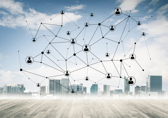 Networking and social communication as means for effective busin