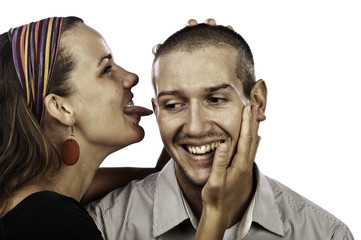 Playfull Couple