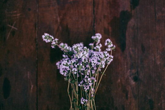 Thyme bouquet