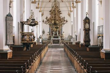 Trinity church - Copenhagen