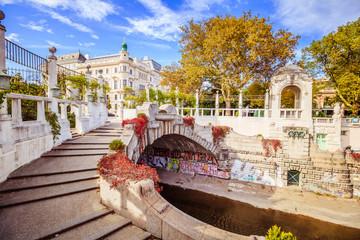 Herbst-Stimmung im Wiener Stadtpark