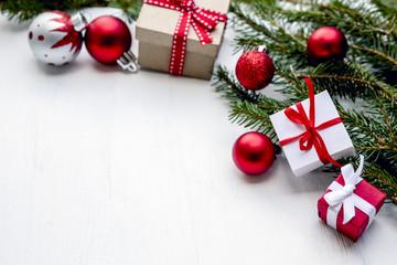 Christmas Gift Background