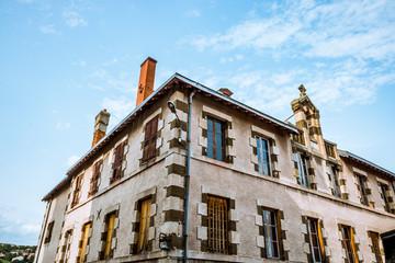 Dans les rue de Espaly-Saint-Marcel