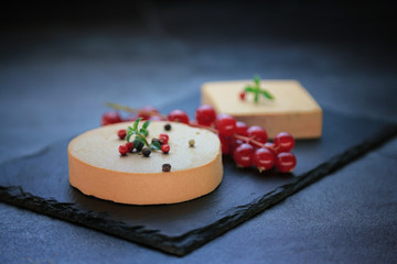 tranche de foie gras