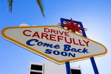 Sign on Las Vegas Downtown,Nevada