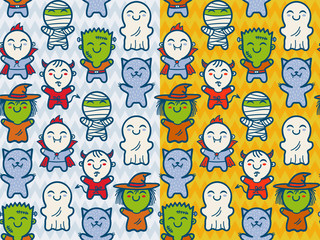 Patterns for Halloween