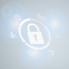 Cybersecurity and information network protection