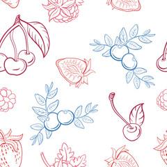 Berry Pattern 53