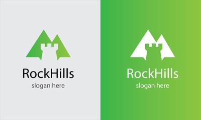 Rock Vector Logo