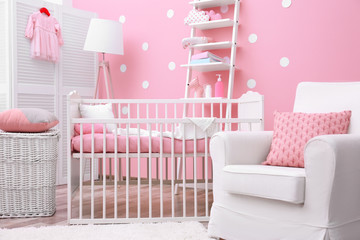 Beautiful interior of child's room