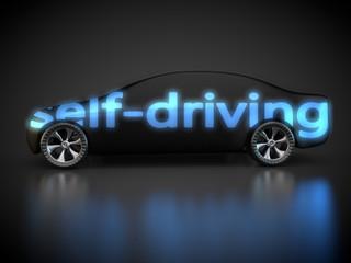 selbstfahrendes Fahrzeug