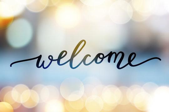575,841 BEST Welcome IMAGES, STOCK PHOTOS & VECTORS | Adobe Stock
