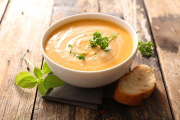 Fototapete - vegetable soup