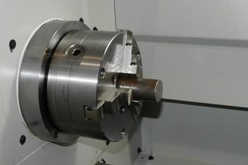 turning machine detail