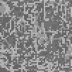 seamless pattern Protective camouflage  gray coloration pixel fatherland   illustration