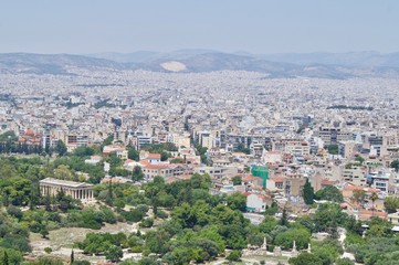 Akropolis Greece