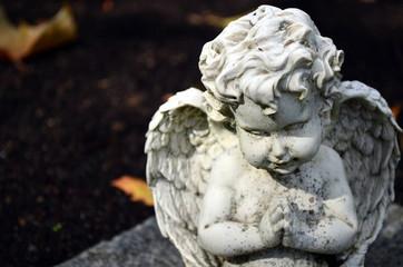 Betendes Steinengelchen