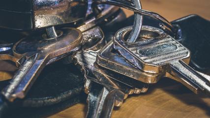 Keys Ring Bunch