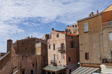 old corsican houses