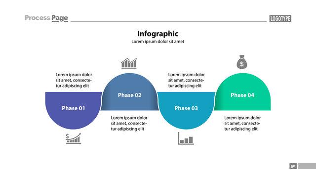 Four Steps Plan Slide Template