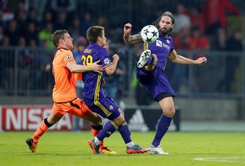 Champions League - Maribor vs Liverpool