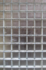 squares of glass background