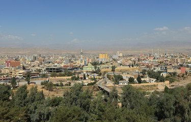 A general view of Zakho