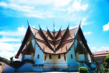 Temple in Nan Thailand.