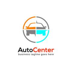 Automobile Center Logo