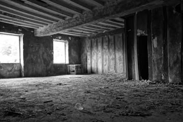 chambre vide