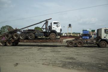 Cameroon Truck