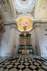 Saint Catherine's Church and Mausoleum in Graz, the capital city of Styria