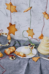 Christmass cookies and desserts