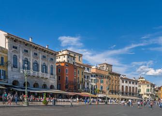 Piazza Bra Square, Verona