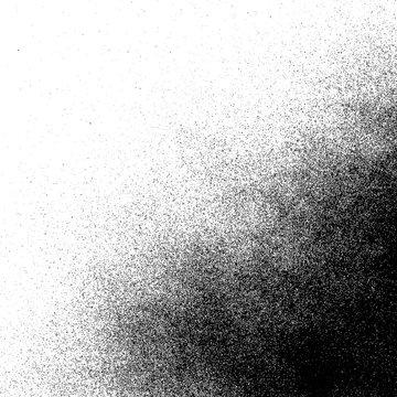 vector spray paint splatter texture.