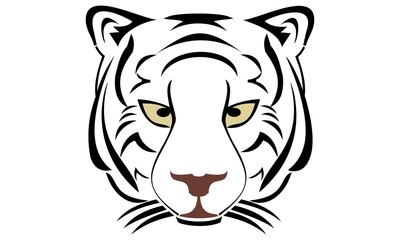 logo image of tiger's head