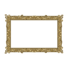 Squared art frame