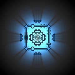 künstliche Intelligenz und Technik